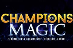 Champions Of Magic poster bottom
