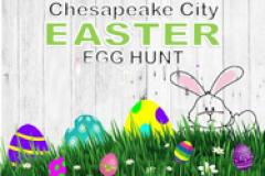 Chesapeake City Easter Egg Hunt Poster