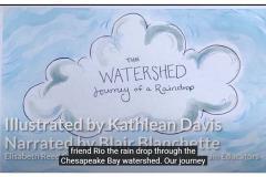 Chesapeake Bay Foundation's Journey of a Raindrop
