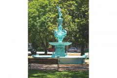 Chestertown Town Square Fountain