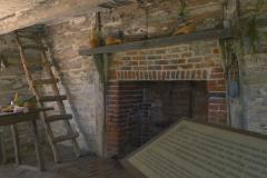 Sotterly Plantation slave cabin