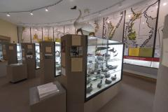 Ward Museum Display