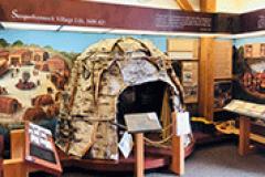 Havre de Grace Maritime Museum's Susquehannock Village Life 1600 AD