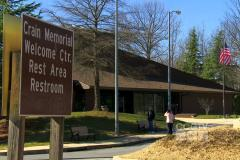 Crain Memorial Welcome Center