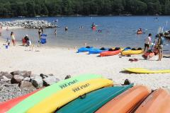 Deep Creek Beach