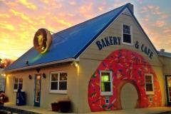 Bay Country Bakery shop