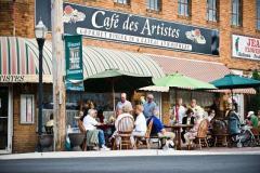 Cafe des Artistes - Leonardtown
