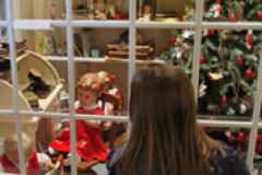 Christmas Doll and Train Exhibit at St. Clement's Island Museum