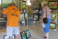 Barnstormer's Exhibit & Sale of Newly Created Art