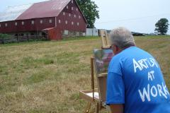 Barnstormers Tour and Plein Air Paint-Out
