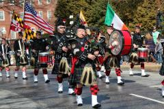 St. Patrick's Day Parade is one of many Irish Week events in Annapolis