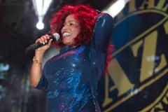 Chaka Khan at the Capital Jazz Fest