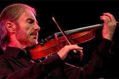 Jean Luc Ponty playing violin
