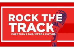 Rock the track