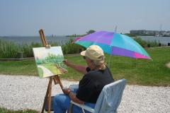 landscape painter