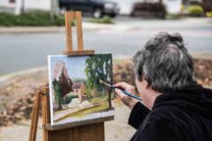 Eliner Tryon Elgin painting