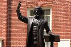 Statue of Frederick Douglass