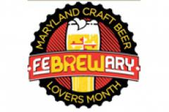 FeBREWary Maryland Craft Beer Lovers Month Logo