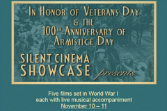 Five World War I Films for Veteran's Day and the 100th Anniversary of Armistice Day