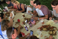 Fort McHenry Crab Feast