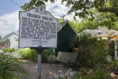Frederick Douglass Sign