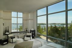 Relache Spa at Gaylord National - Room with waterfront view