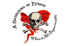 Havre de Grace Pirate Fest Logo