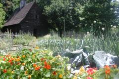 Godiah Spray Tobacco Plantation Garden House at Historic St. Mary's City