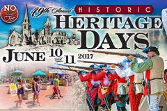 Heritage Days Flyer