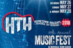 Hometown Holidays Memorial Day Concert