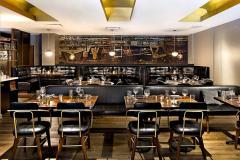 B&O Brasserie Mezzanine at Hotel Monaco Baltimore by Kimpton
