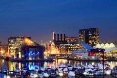 Head to the harbor for family-friendly museums, great shopping and fun dining options.