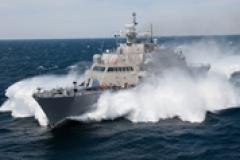 U.S. Navy (LCS 5) - USS Milwaukee