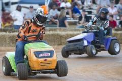 St. Mary's County National LAwn Mower Racing