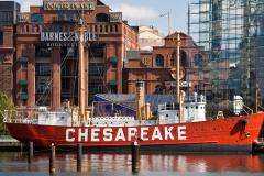 LIghtship 116 Chesapeake