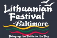 Lithuanian Festival of Baltimore Logo