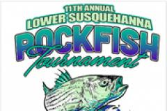 Lower Susquehanna Rockfish Tournament Flyer