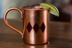 "Maryland signature coctail ""Maryland Mule"""