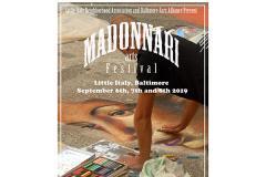 Madonnari Arts Festival Poster for 2019