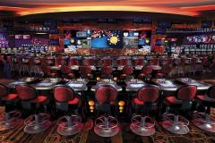Enjoy a drink at the bar while playing at the Maryland Live! Casino Bar.