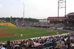 See players on the rise to the bigs playing for one of Maryland's minor league teams.