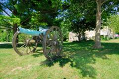 """Known for """"The Battle that Saved Washington,"""" Monocacy Battlefield saw Civil War action in July of 1864 when Confederate General Jubal A. Early invaded the North for the final time."""