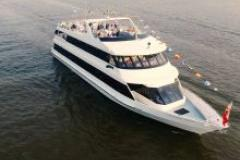 Picture of a Watermark Cruises yacht