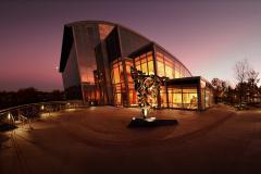 Music Center Strathmore Sunset