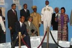 National Black Wax Museum Image