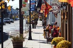 Main Street in New Market