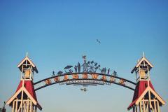 Head to the O.C. Boardwalk for family fun time.