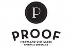 Maryland Distilleries Spirits & Cocktails Proof Logo