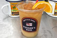 Maryland signature cocktail - Pusser's Painkiller