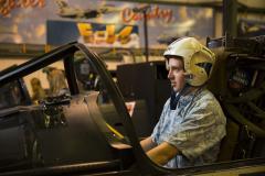 Pax Naval Air Museum Simulator